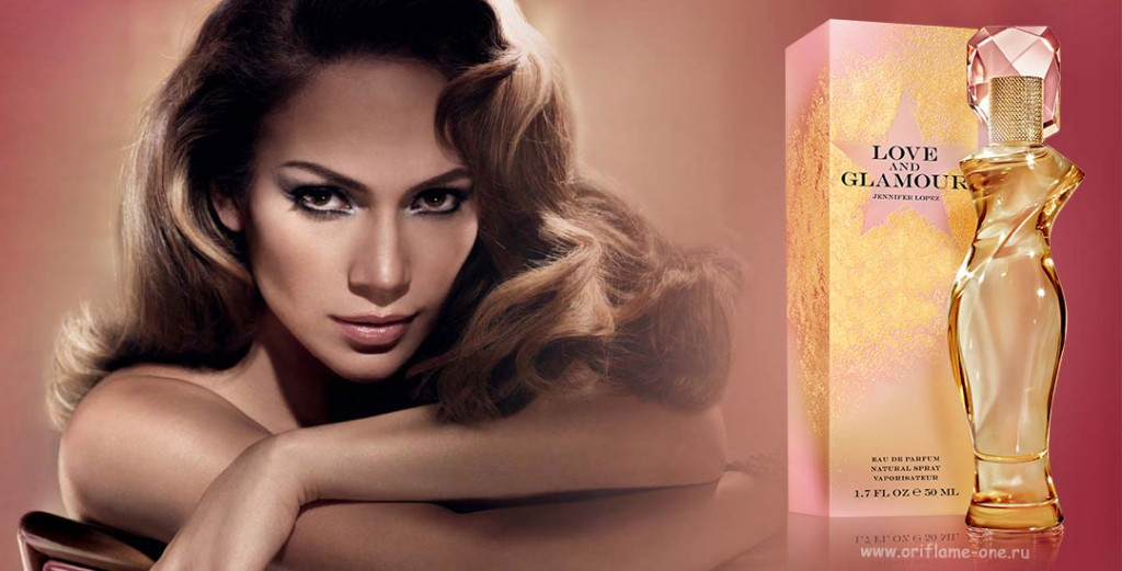 Love and Glamour Jennifer Lopez perfume