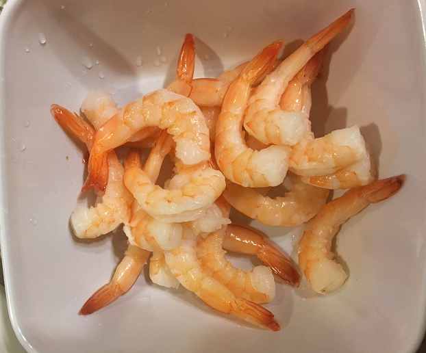 Shrimp-O-Love - a perfect seafood snack